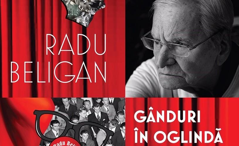 """""""Radu Beligan – Gânduri în oglindă"""" vernisaj Oana Maria Cajal la Teatrul de Comedie"""
