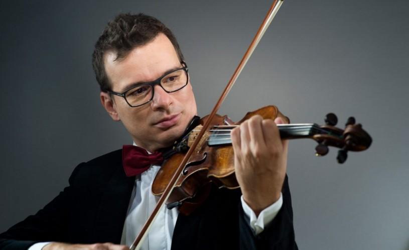 Alexandru Tomescu și Ladislau Horvath, primul concert din an la Sala Radio