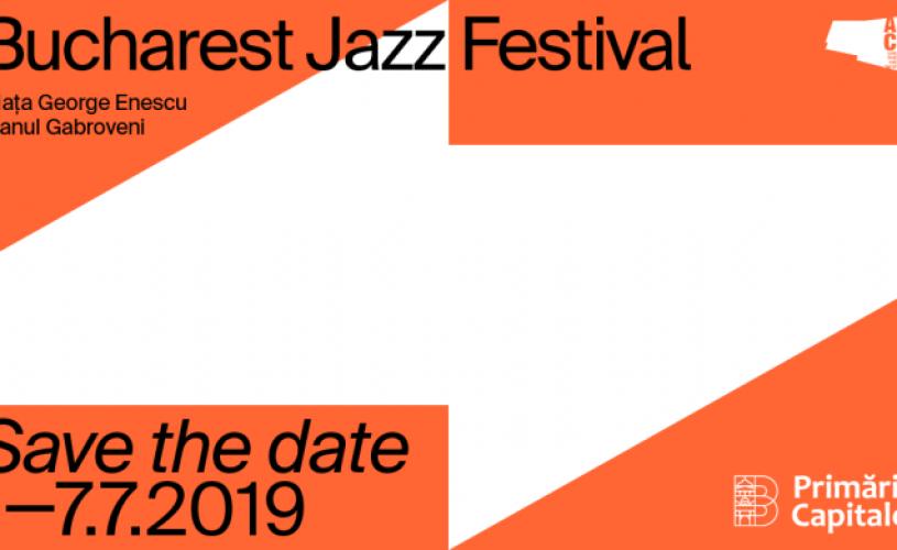 Bucharest Jazz Festival se va desfășura în luna iulie, la București