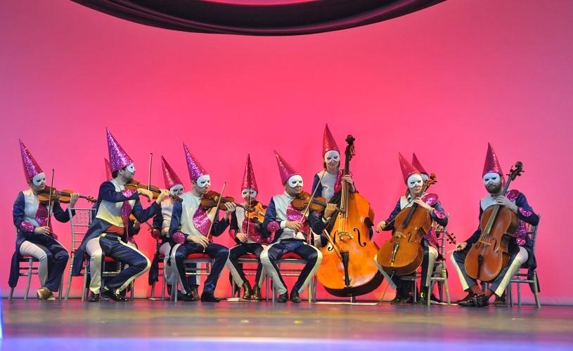 """""""Bal Mascat""""de Giuseppe Verdi, o montare plină de simbloruri, pe scena Operei Naționale București"""