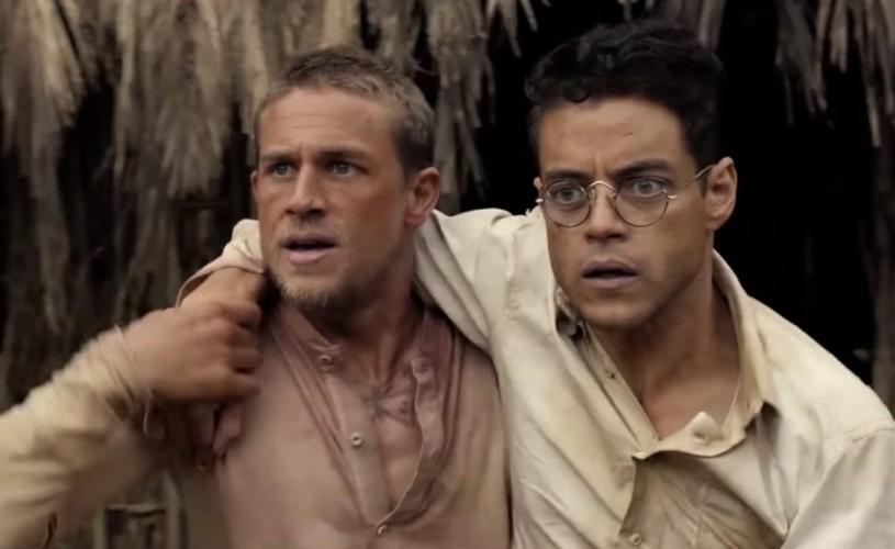 """""""Papillon"""", cu Charlie Hunnam şi Rami Malek în distribuţie, din 18 ianuarie în cinematografe"""