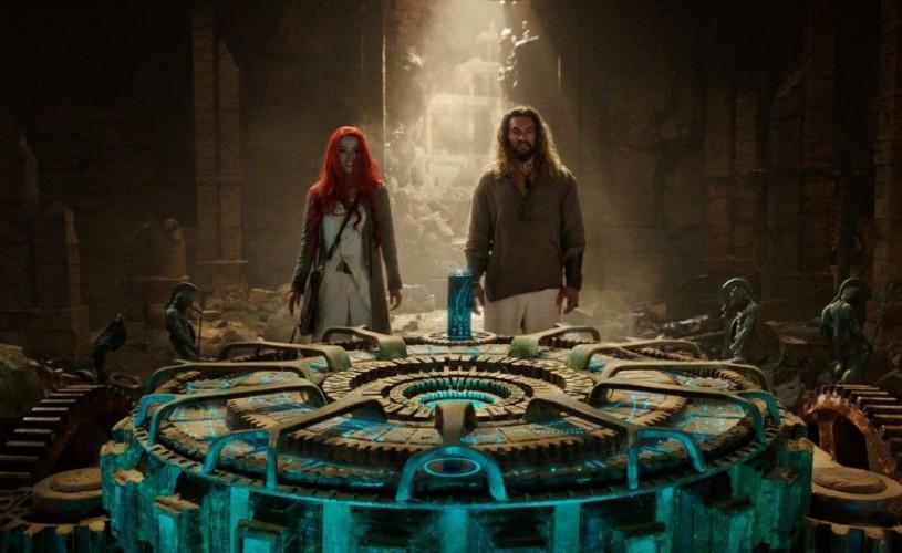 """,,Aquaman"""" s-a menţinut pentru al patrulea weekend consecutiv pe primul loc în box office-ul românesc"""