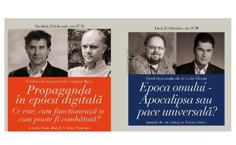 """Conferințele """"Despre lumea în care trăim"""", ediția a doua"""