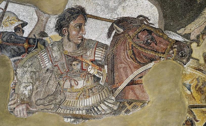Alexăndria, istoria ca o poveste