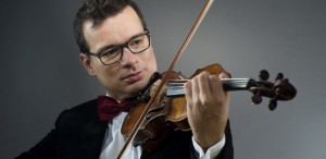 Alexandru Tomescu, vioara Stradivarius Elder-Voicu și dirijorul libanez Lubnan Baalbaki  aduc primăvara la Sala Radio