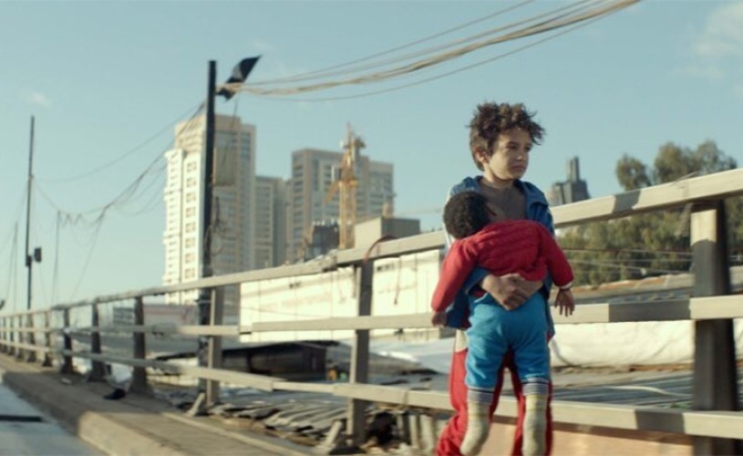 Capernaum, nominalizat la Oscar pentru cel ma bun film străin, din 8 martie 2019 în cinematografe