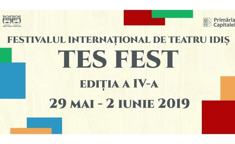 Festivalul Internațional de Teatru Idiș TES FEST, la a IV-a ediție