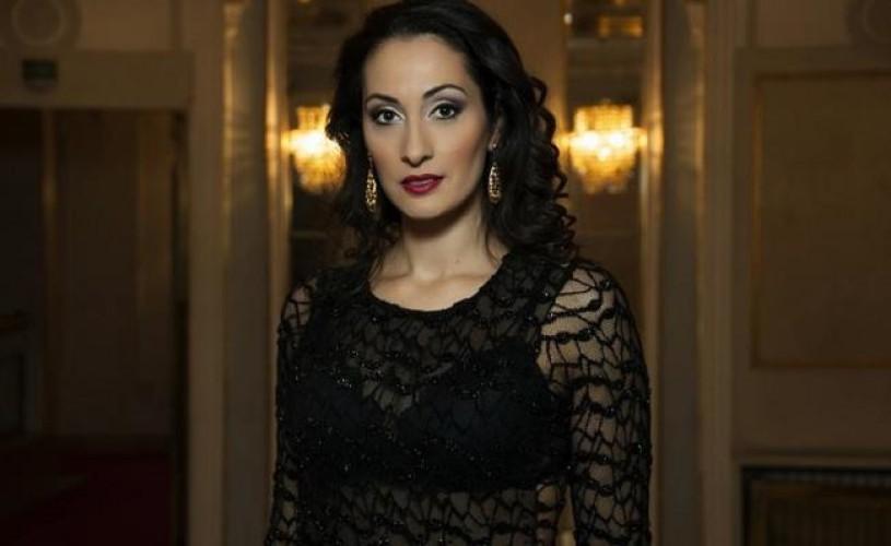 """Mezzosoprana Ljubica Vraneș, invitată în spectacolul """"Carmen"""" de pe scena Operei Naționale București"""