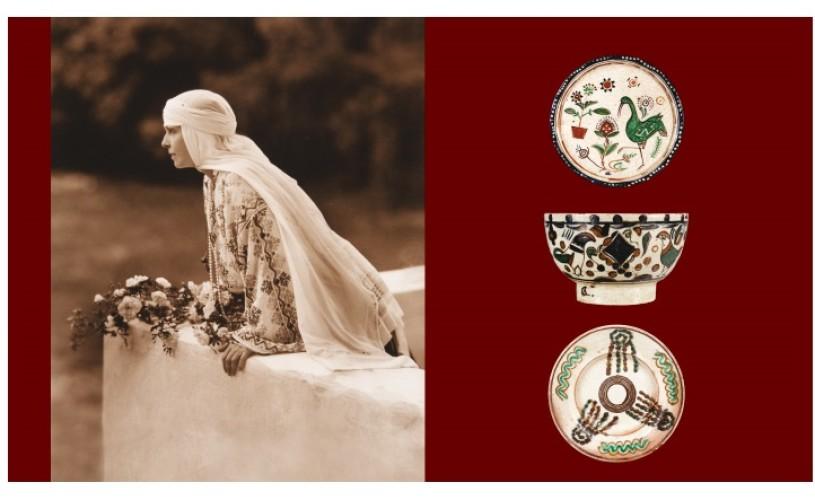 Regina Maria și creația ceramică modernă în România Mare, la MNAR