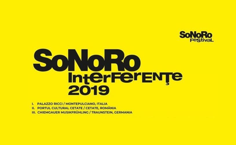 Bursele SoNoRo Interferențe pentru tinerii muzicieni