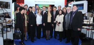 Vocea noastră în Europa. Prezența României la Salon du Livre – prima zi