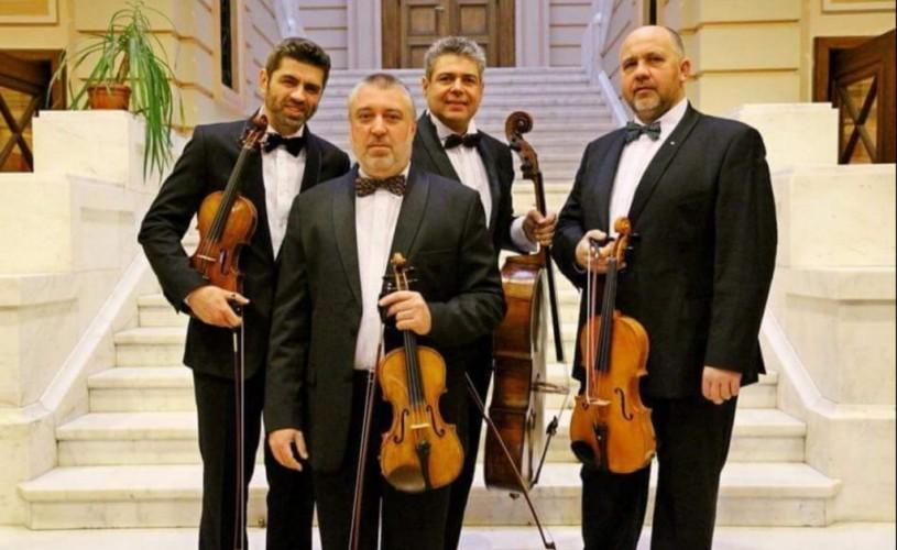 Cvartetul AD LIBITUM – recital HAYDN/MOZART/BRAHMS la Sala Radio!
