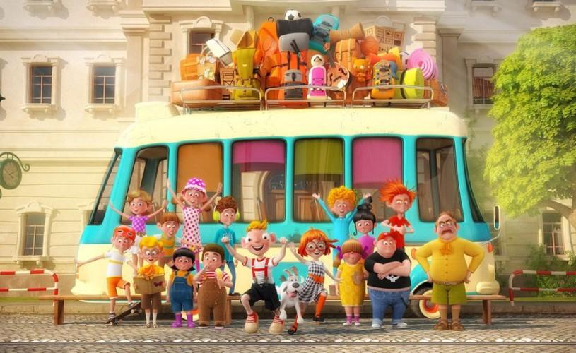 """Animația 3D """"Harvie si Muzeul fermecat"""", de astăzi în cinematografe"""
