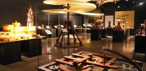 O mare expoziţie despre Leonardo Da Vinci - geniul ştiinţific, prezentată la Roma