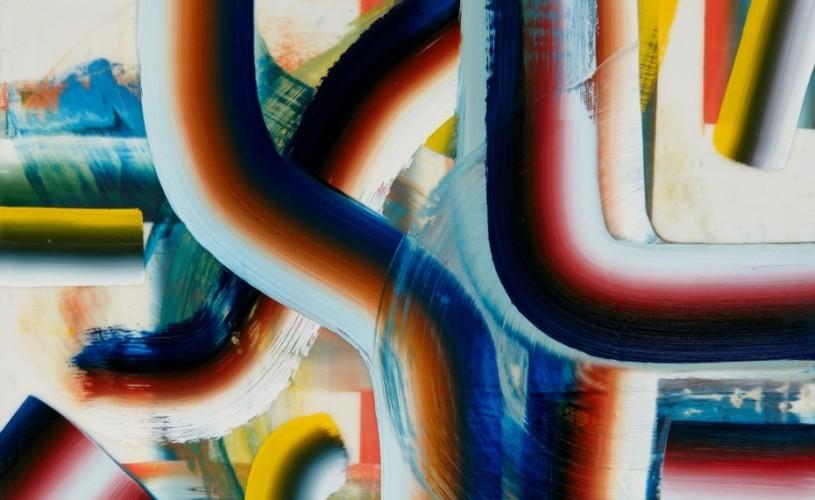"""De văzut în București: expoziția """"Abstract Fluidity"""", de Andrea Tivadar, la Estopia Art Gallery"""