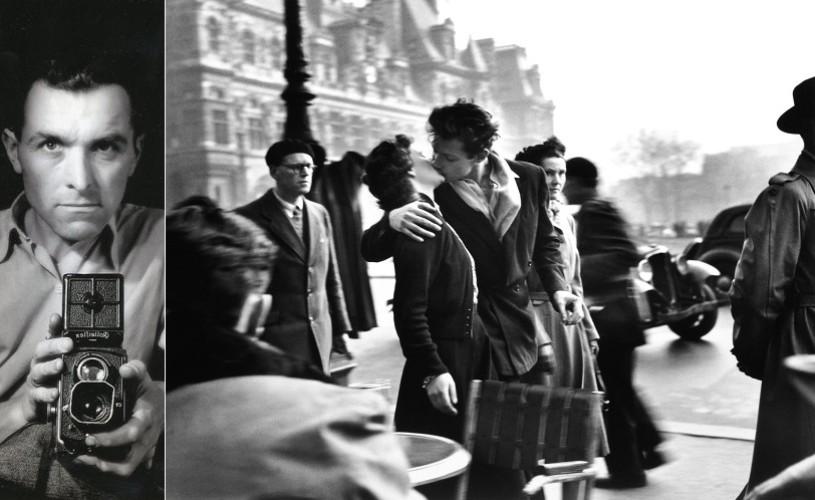Undeva, cândva… Robert Doisneau, fotograful Parisului