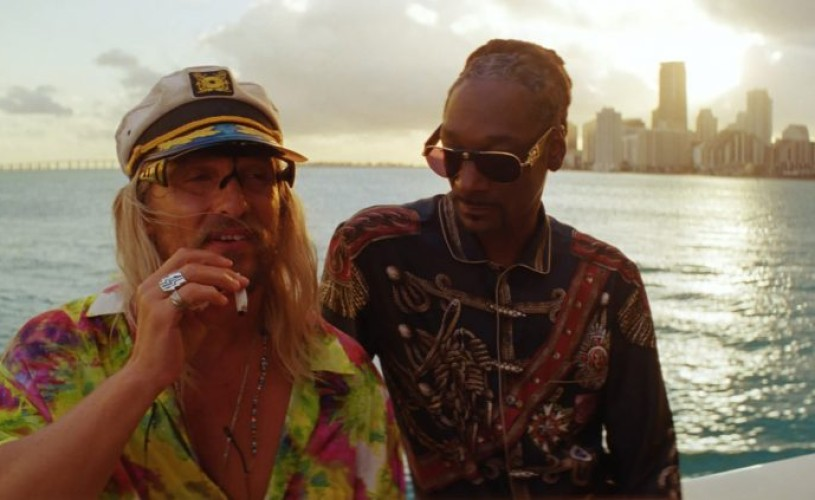 """The Beach Bum"". Hedonism ★★★★"