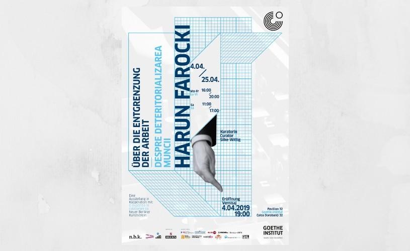 În luna aprilie Goethe-Institut București își transformă pavilionul cultural într-o uzină de artă video!