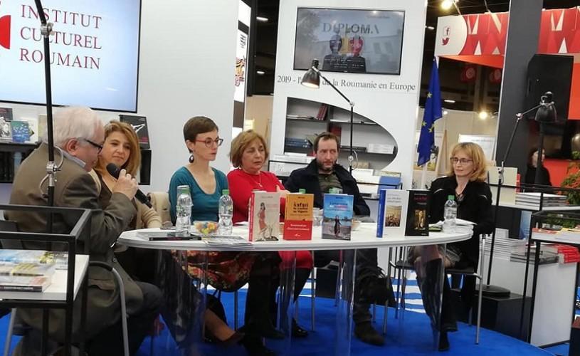 România la Salon du Livre din Paris – zilele a doua și a treia