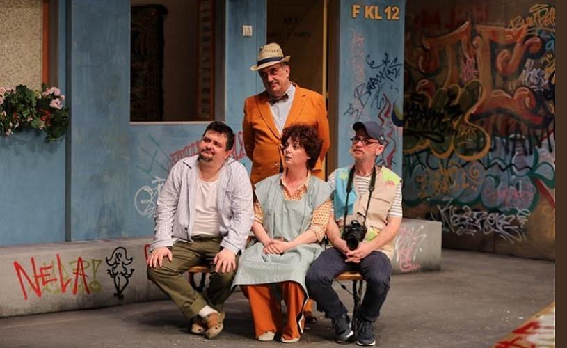 După o îndelungată absenţă, comedia PREŞUL de Ion Băieşu revine pe afişul bucureştean