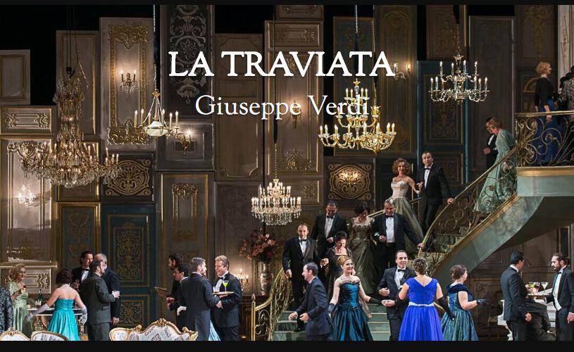 """""""La Traviata"""", de Ziua Femeii pe scena Operei Naționale București"""