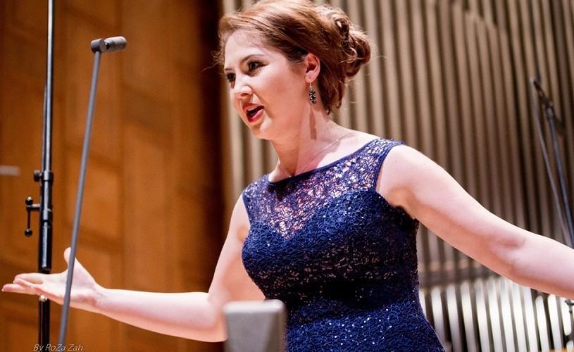 """Soprana Diana Țugui: """"Pentru mine opera nu înseamnă doar muzică, ci și actorie"""""""