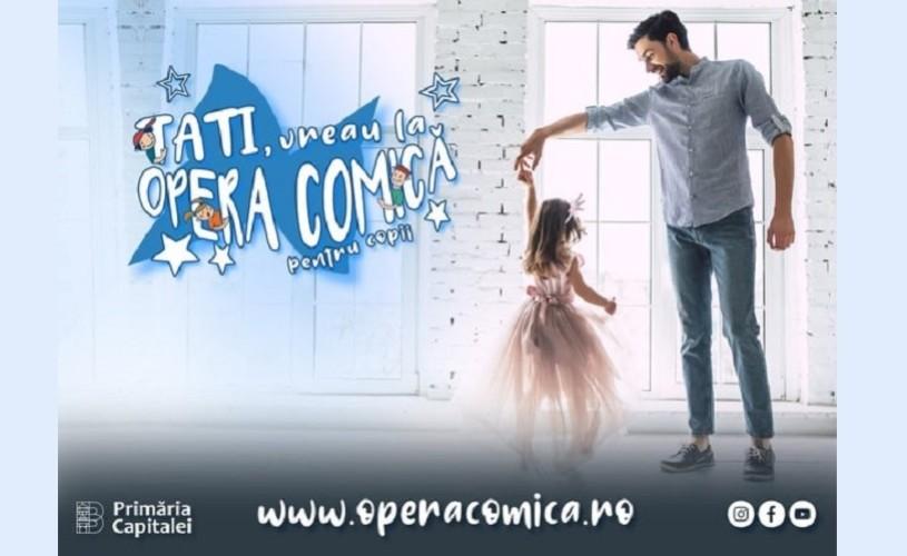 """""""Scrisoare către copilul meu"""" – o campanie unică desfășurată în premieră de Opera Comică pentru Copii"""