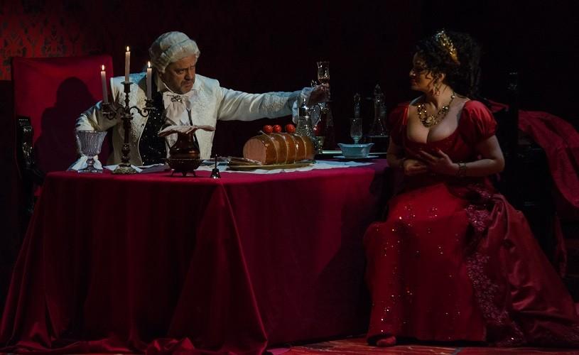 """""""Tosca"""", cea mai puternică operă a lui Puccini, într-o nouă montare pe scena Operei Naționale București"""