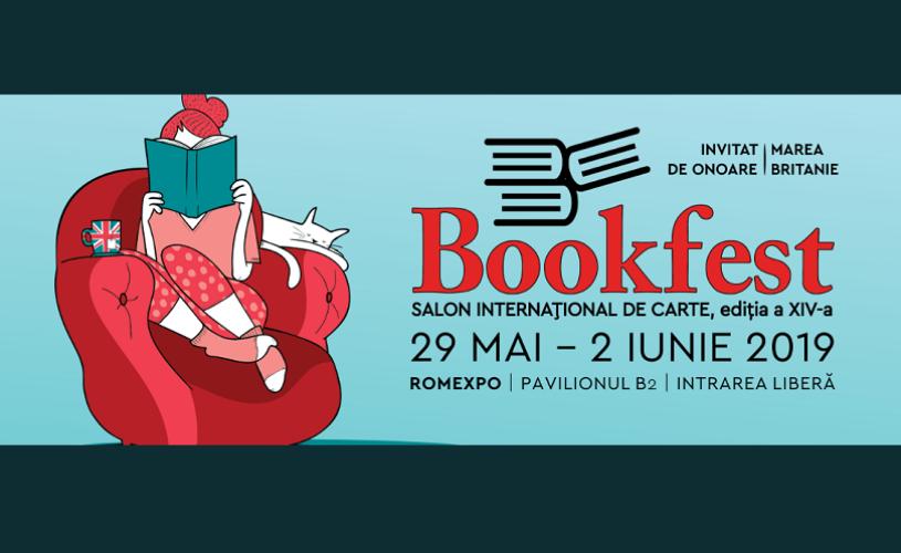 11 autori din Marea Britanie sărbătoresc diversitatea în literatură. Invitații de onoare ai Bookfest 2019