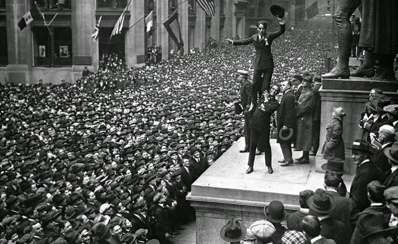 Undeva, cândva… Charlie Chaplin se întoarce acasă