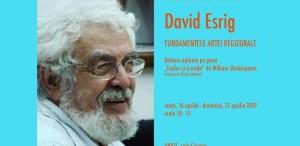 Master Class David Esrig