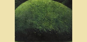 """""""Landscape"""", un tablou de Adrian Ghenie estimat la 120.000 de euro, scos la vânzare"""