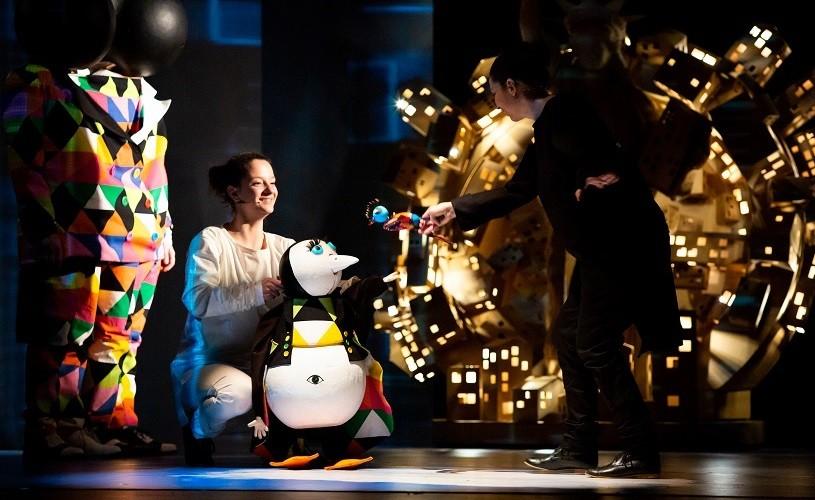 Apolodor, o nouă premieră la Teatrul Țăndărică