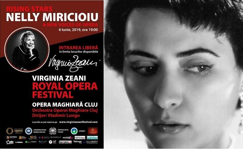 De la Covent Garden, în concert extraordinar la Cluj-Napoca: Nelly Miricioiu cântă alături de noi voci ale operei mondiale