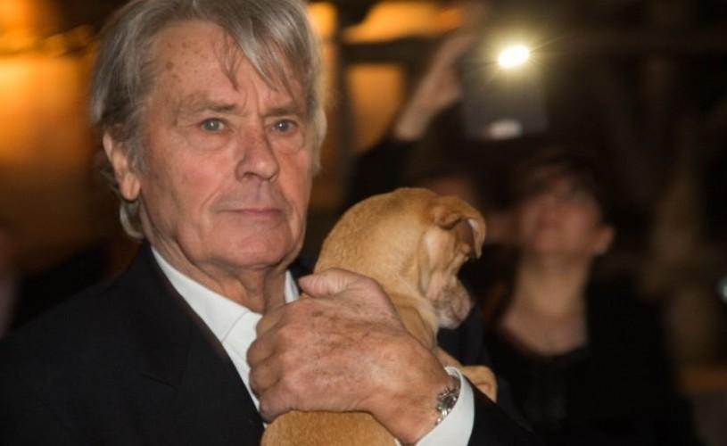 Delon va primi Palme d'Or-ul onorific, în ciuda comentariilor controversate despre femei