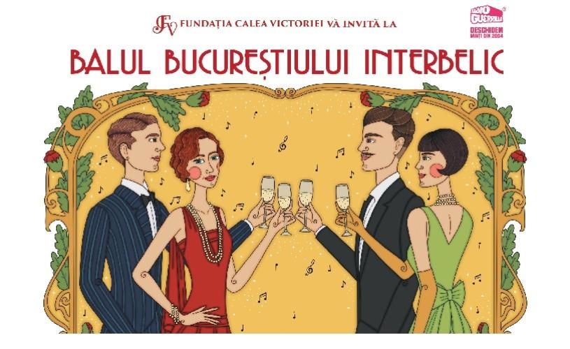 Un eveniment retro de neuitat: Balul Bucureștiului Interbelic