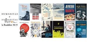 Grupul Humanitas, la Bookfest 2019: peste o mie de titluri și 26 de lansări de carte