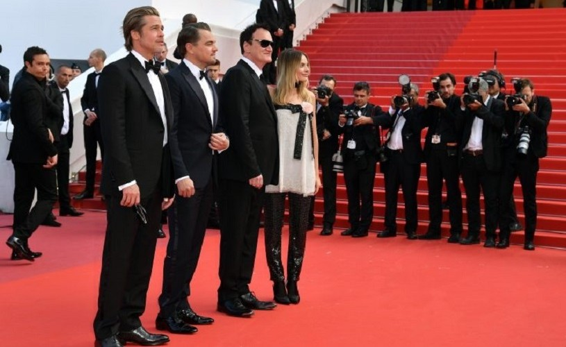 """Once Upon a Time in Hollywood"", aplaudat îndelung la premiera mondială de la Cannes"
