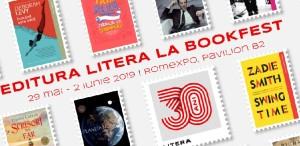 Editura Litera, la Bookfest 2019. Surprize și noutăți