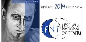 Noua imagine a Festivalului Național de Teatru