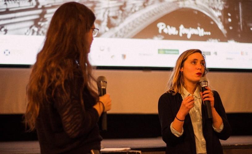 """Marie Monge: Am vrut ca """"Joueurs"""" să fie un film de gen, dar cu o latură documentară"""