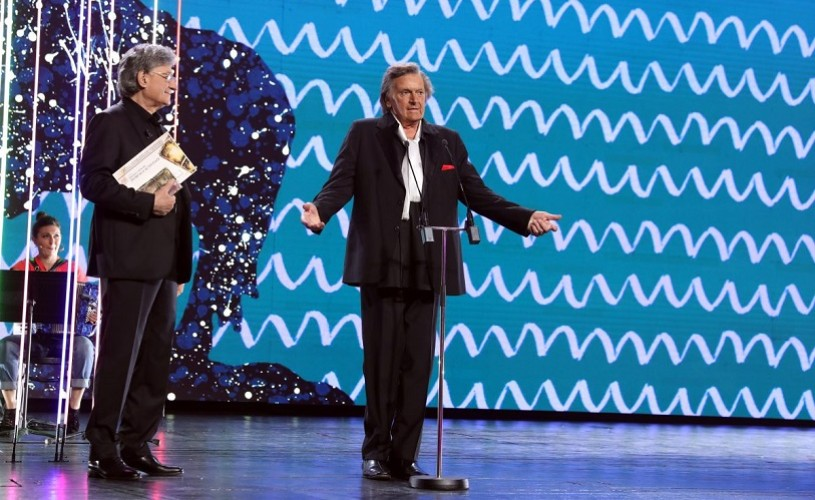 Florin Piersic și Maia Morgenstern, premiați la Gala UNITER. Andrei Huțuleac, cel mai bun actor