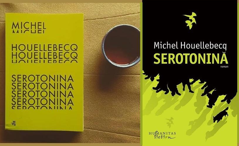 Serotonină de Michel Houellebecq, o oglindă imensă pusă în fața lumii contemporane, din 15 mai în librării