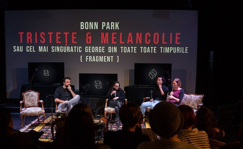 Spectacol-lectură în regia lui Bobi Pricop, la Goethe-Institut București