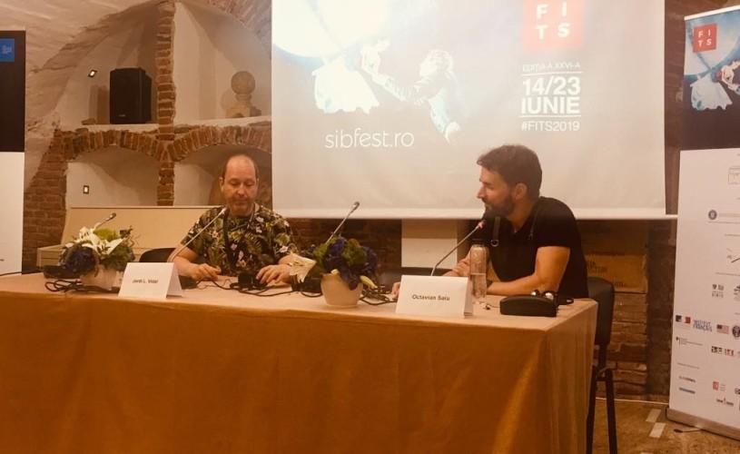 Conferințele FITS 2019: Teatrul de stradă e viu, democratic, incluziv (Jordi L. Vidal)