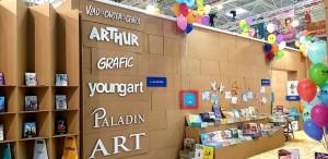 Cele mai vândute cărți ale Grupului Editorial Art, la Bookfest 2019