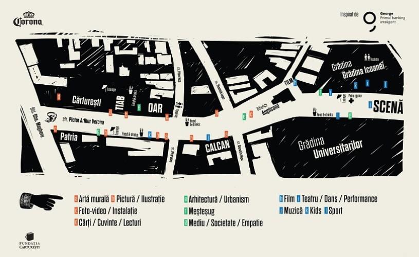 Poezie în loc de mașini: Street Delivery eliberează strada Arthur Verona pentru trei zile