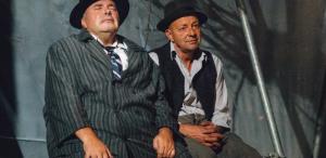 Constantin Chiriac, Marcel Iureș, Horațiu Mălăele, Marian Râlea, în spectacole jucate în cadrul FITS 2019