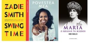 Cărțile ecranizate, autorii de top și biografiile celebre, în topul preferințelor cititorilor Litera la Bookfest 2019
