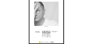 ACTOR. ACTORI  Expoziție de fotografie Andrei Runcanu la Teatrul de Comedie
